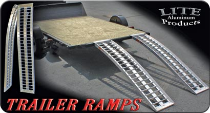 A-7214-2000 A Series Arched Aluminum Ramps